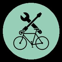 la belle equipe officina riparazioni biciclette a Pisa