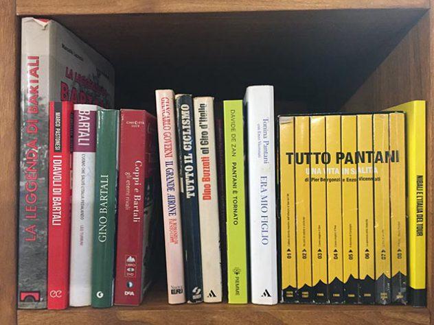 libri ciclismo