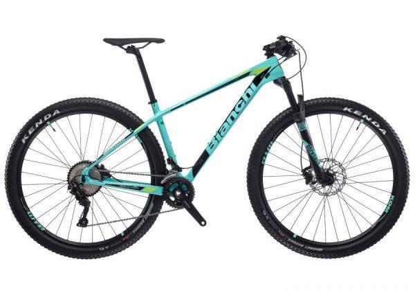 noleggio bici Toscana Pisa Bianchi mtb nitron