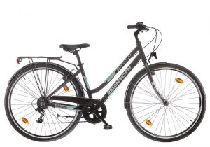 Rent bike pisa and Tuscany: Bianchi Spillo turchese ds lady