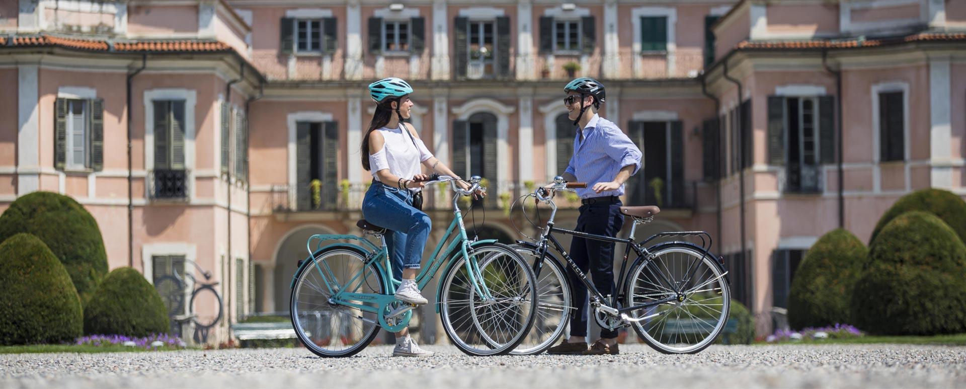 noleggio bici e ebike pisa, la belle equipe